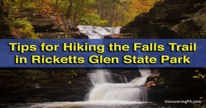 Man On The Lam Top 100 Travel Blog Posts of 2015 so far by social media shares  Hiking the Falls Trail in Ricketts Glen State Park