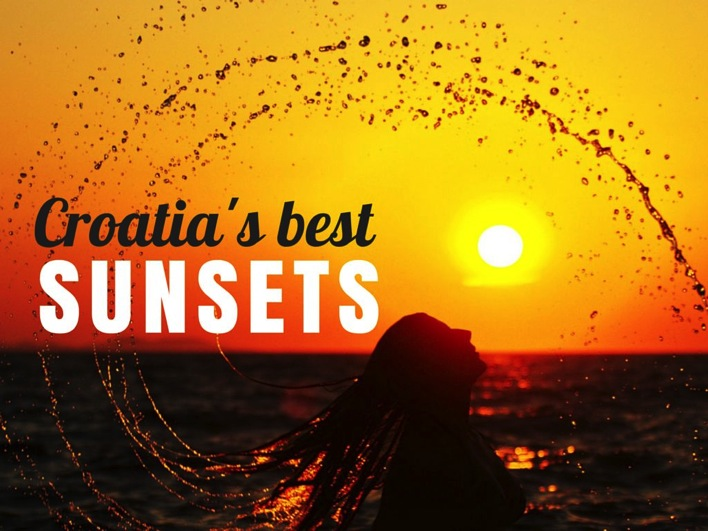 Man On The Lam Top 100 Travel Blog Posts of 2015 so far by social media shares  Photos of Sunsets In Croatia COVER