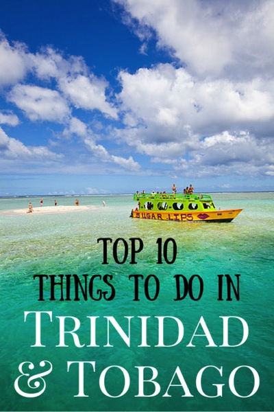 Man On The Lam Top 100 Travel Blog Posts of 2015 so far by social media shares  Top Things To Do Trinidad Tobago