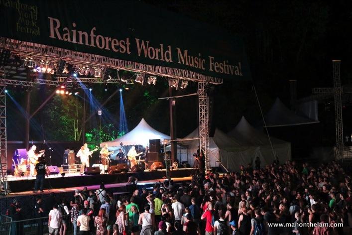 Rainforest World Music Festival Guide For Beginners