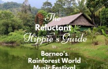 The Reluctant Hippie's Guide to Borneo's Rainforest World Music Festival