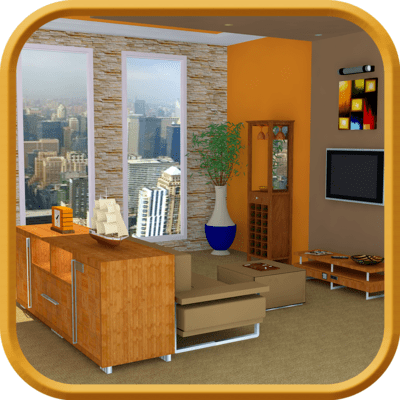 Diamond Penthouse Escape 1 Game Icon
