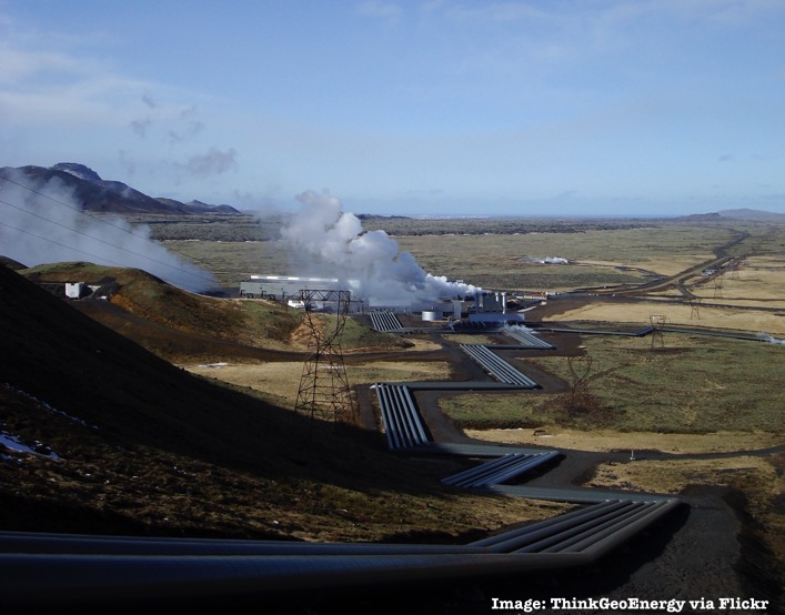 Hellisheidi Geothermal Power Station Iceland s Golden Circle