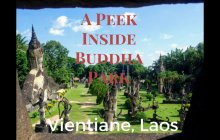 Peek Inside the Wonderfully Bizarre Buddha Park in Vientiane, Laos