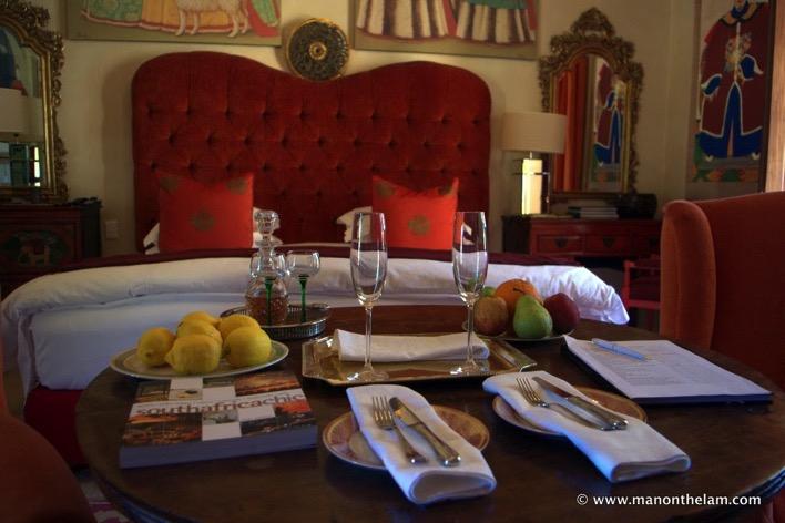 La Residence Hotel Villas Franschoek South Africa 007