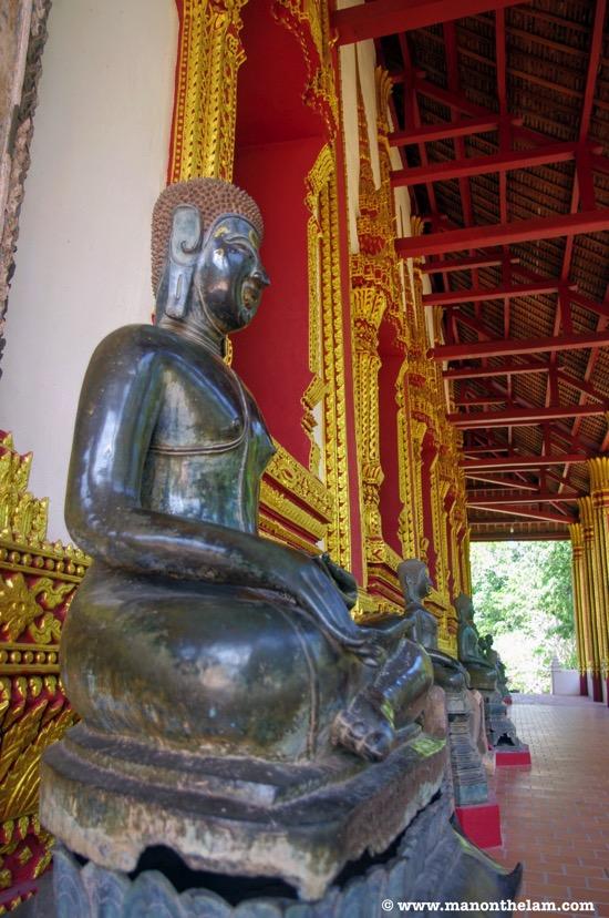 Ho Phra Keo Vientiane Laos tourist attractions