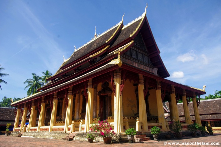 Sisaket Temple things to do in Vientiane Laos