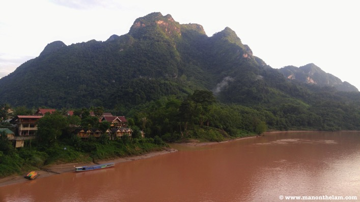 Nong Khiaw Laos day trips from Luang Prabang
