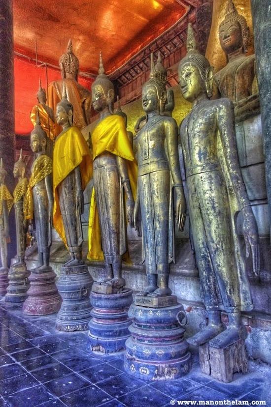 Wisunarat Watr Luang Prabang Laos