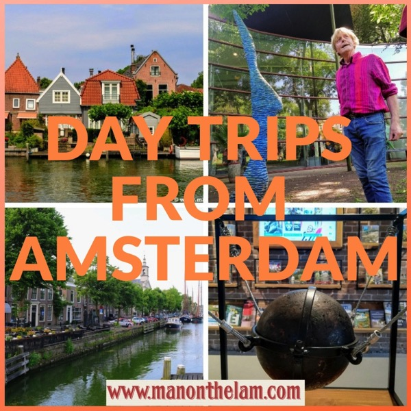 SOCIAL MEDIA GRAPHIC DAY TRIPS FROM AMSTERDAM