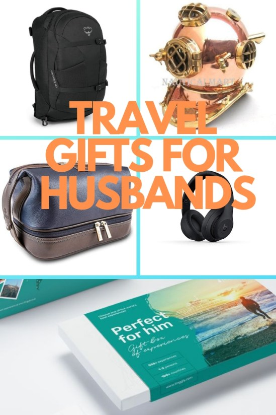 TRAVEL GIFTS FOR HUSBANDS