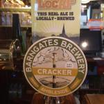 One of the many beers that the manor arms has served!