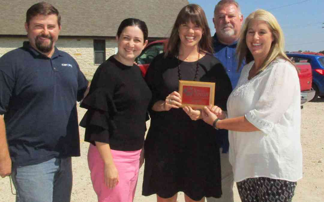 Manor Chamber of Commerce Welcomes: A Legacy of Giving