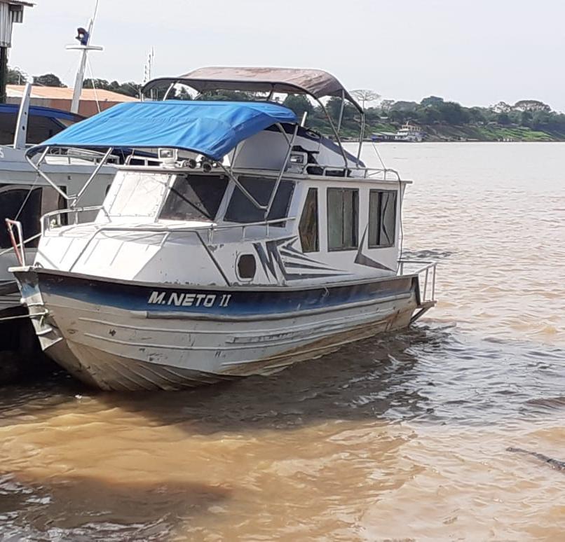 Em Eirunepé, jovem morre afogado após participar de festa promovida por pré-candidato à prefeitura