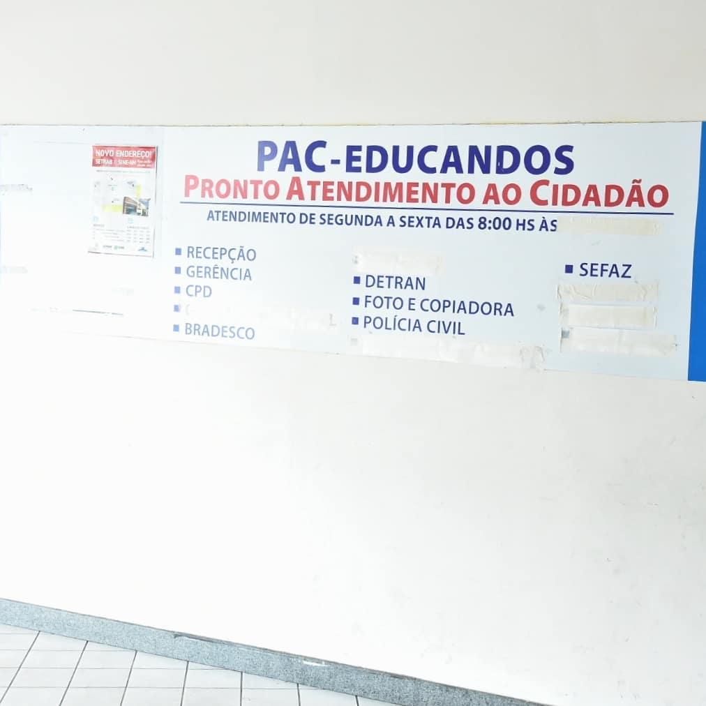 Vereador propõe transferência do PAC do Educandos para o antigo prédio da Cadeia Pública.