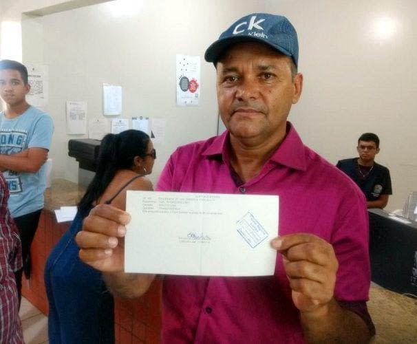 Ficha suja: MPE pede impugnação de Joel Lobo