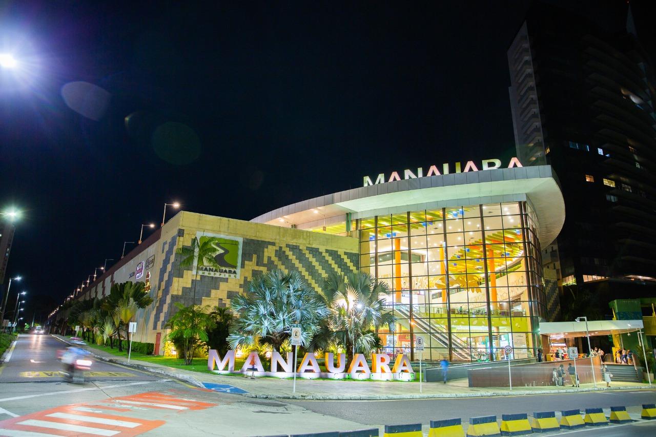 Manauara Shopping celebra aniversário com resgate de elementos da sua história