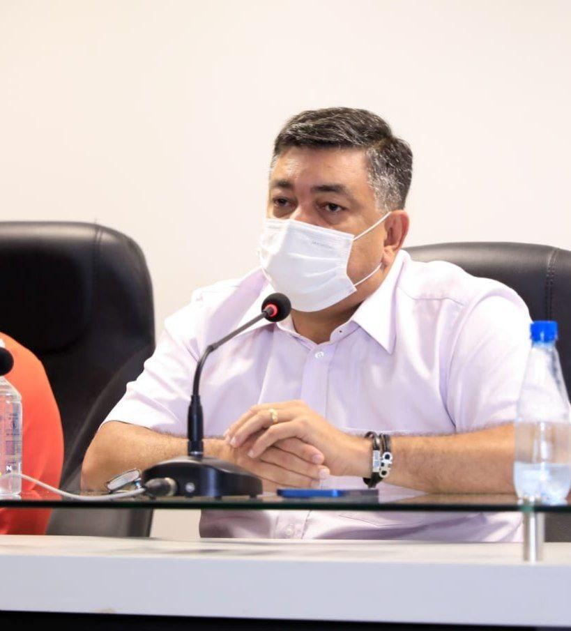 Dermilson Chagas diz que sua luta contra a corrupção no Governo do Amazonas continua sem interrupção, independentemente de partido