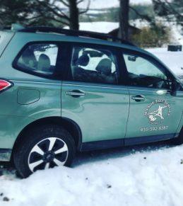Manor Tree Service admin car