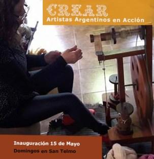 artistas argentinos mariela