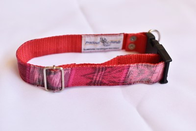 Pet Collar Corte Fabric