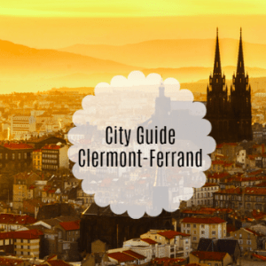 City Guide Clermont Ferrand