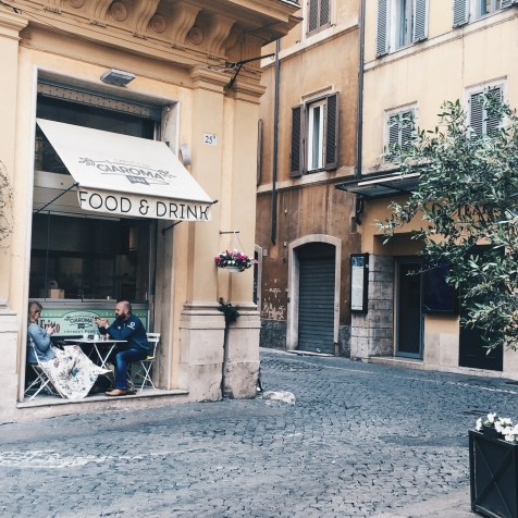 Giaroma Rome City Guide