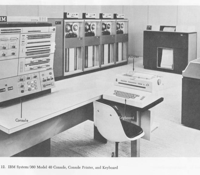 A introdução dos computadores no ensino da Engenharia: a aquisição do IBM 360/44 do IST