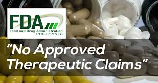 FDA – Dietary Supplement Products & Ingredients