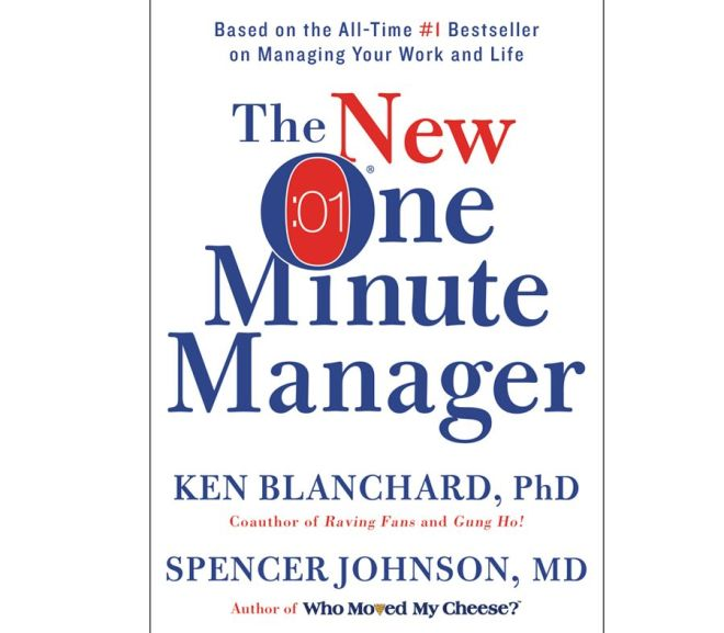 THE ONE MINUTE MANAGER – Book Resume