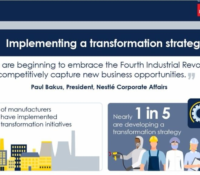 Transforming For A New Industrial Era