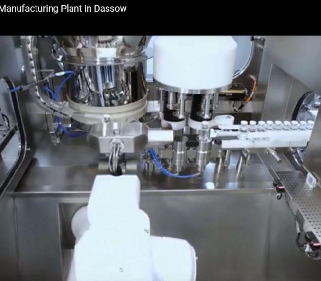 Robotic Manufacturing Plant in Dassow