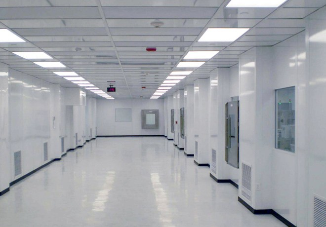 Static in cleanrooms