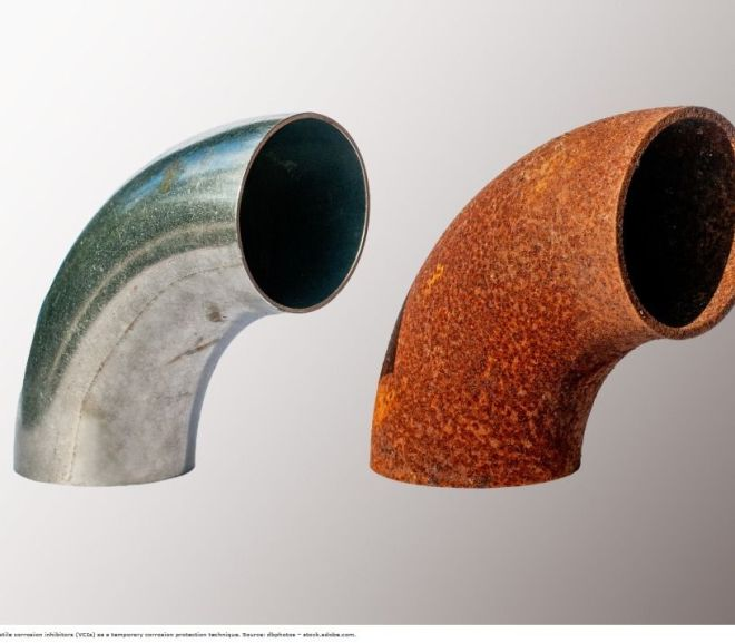 Developments in VCI coatings for metal