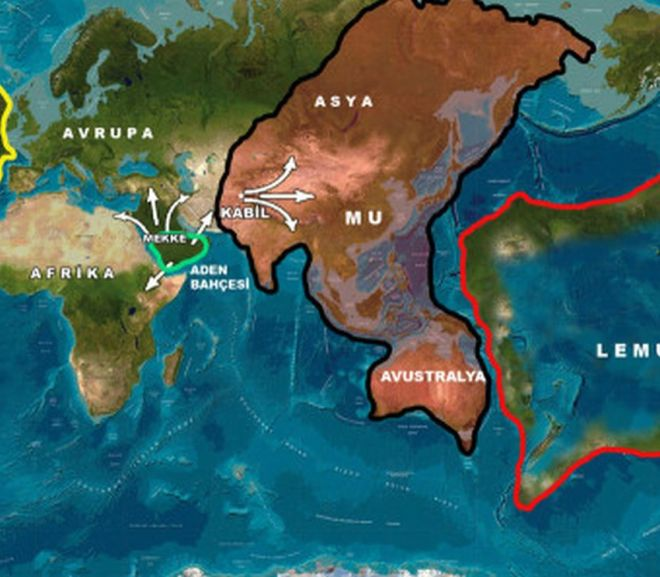 Ancient Civilizations: The Theories of Atlantis and Lemuria