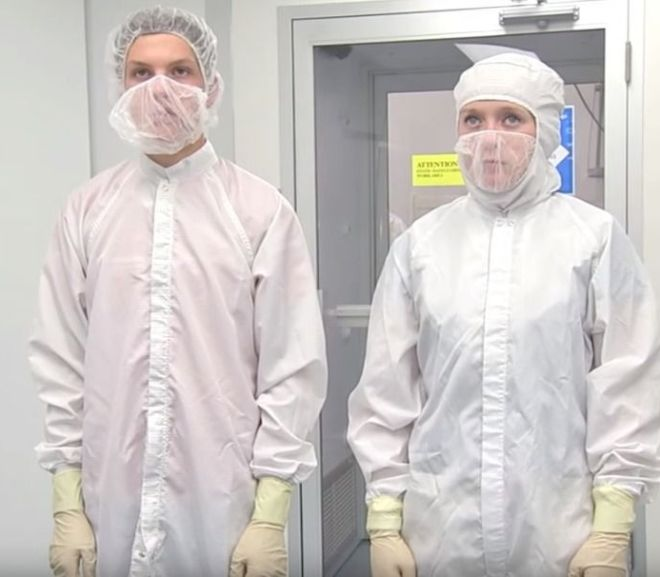 Cleanroom Training Video