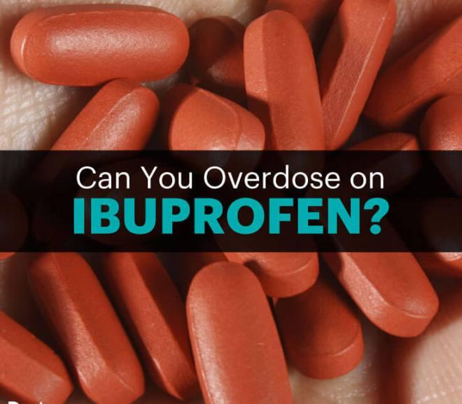 Taking too much ibuprofen
