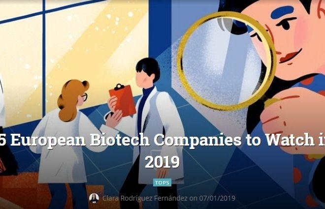 15 European Biotech Companies to Watch in 2019
