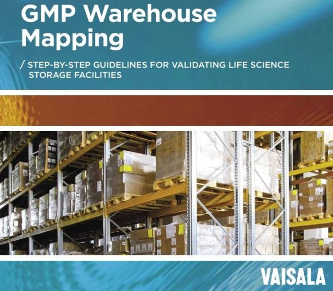 GMP Warehouse Mapping – Step-by-Step Guidelines for Validating Life Science Storage Facilities – Free PDF download