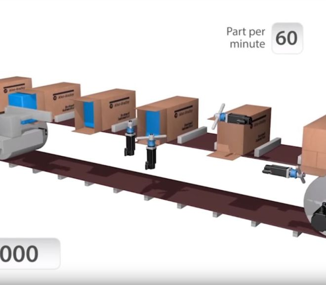 iQue™ Intelligent Conveyor powered by iTrak™ – Youtube video