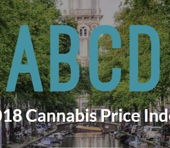 2018 Cannabis Price Index