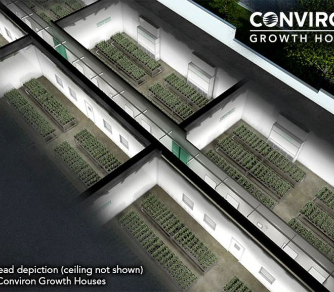 Cannabis: Conviron Growth House™