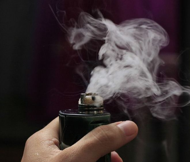 THC Can Chemically Bond With Vitamin E Acetate in Vape Liquids, Study Finds