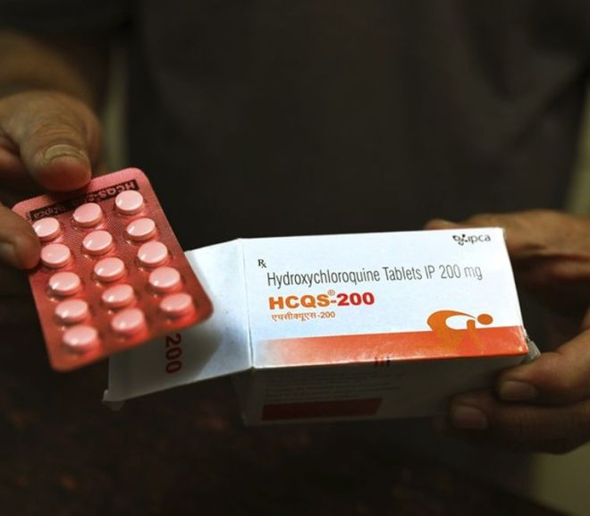 Chloroquine: malaria drug to fight COVID-19
