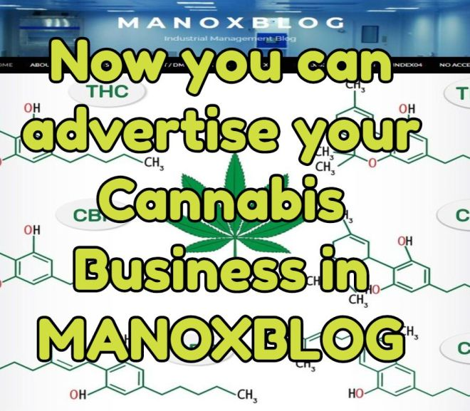Advertise your Cannabis Business at MANOXBLOG