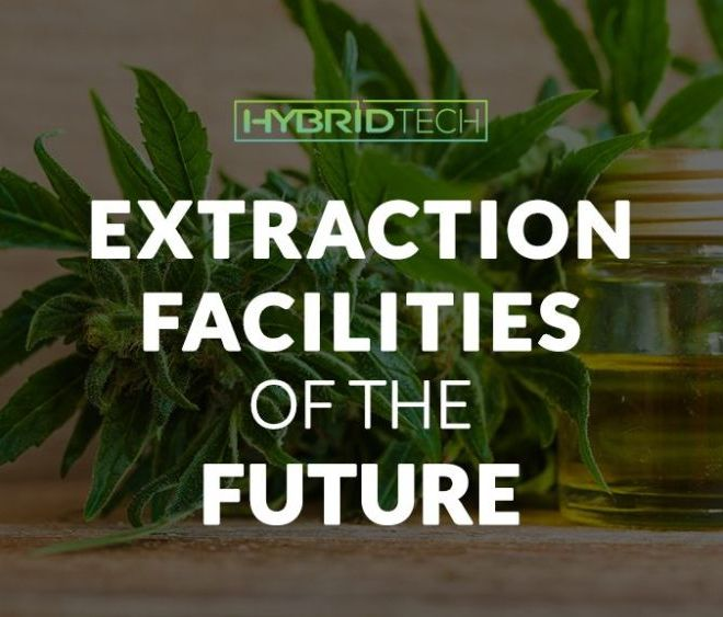 CANNABIS: Extraction Facilities of the Future