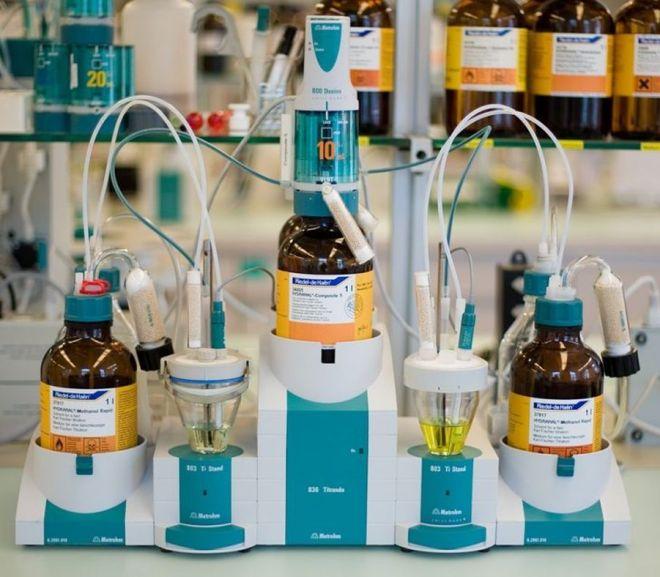 Moisture Analysis of Cannabis Using Karl Fischer Titration