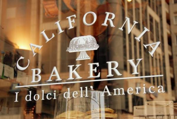 California Bakery Milano