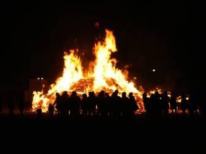 festa sant'antonio notte dei falò