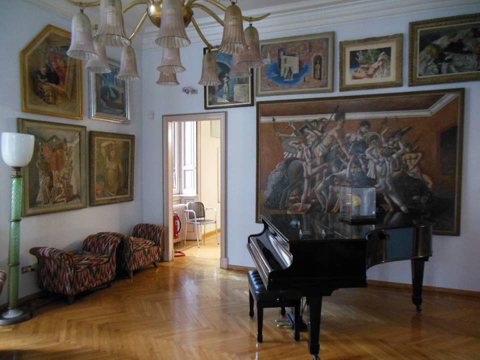 De chirico in mostra alla casa museo boschi di stefano for Casa museo boschi di stefano